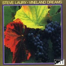 Vineland Dreams - Steve Laury (2006, CD NIEUW)