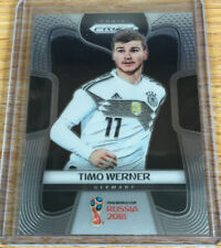2018 Panini Prizm World Cup Soccer Timo Werner Germany