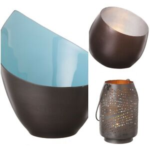 Stock Clearance Assorted Metal Tealight Candle Holders Sale