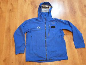 Mountain Hardwear Dry Q Elite Shell Jacket Herren Ski Jacke Outdoorjacke Gr L