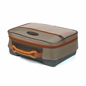 Fishpond Stowaway Molded Bottom Padded Reel Case- Granite Up to 10 Reels