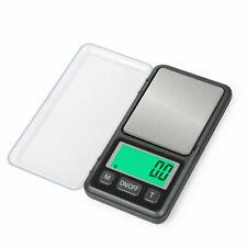 Bilancia da banco digitale portata 3 kg div 0,1 gr pesapacchi Eva led Rotex