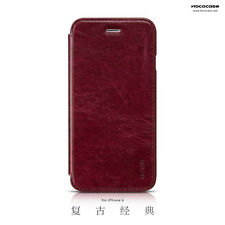 """HOCO Crystal Folder Leather Protective case for iphone 6 4.7"""" WINE RED H428"""