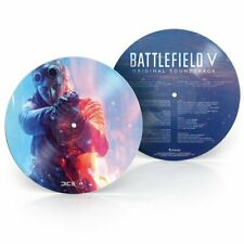 BATTLEFIELD V ORIGINAL SOUNDTRACK RSD NEW SEALED VINYL PICTURE DISC IN STOCK