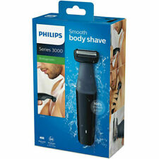 Philips Series 3000, Mens Cordless Showerproof Body Groomer Hair Trimmer Shaver