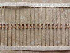 1K Ohm  Carbon Resistors 0.25w 1/4w  50 Pack