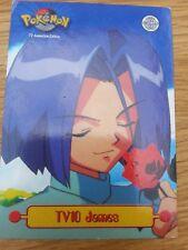 Pokemon TV 10 James Karte