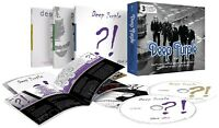 DEEP PURPLE - COLLECTOR'S PACKAGE-RAPTURE OF THE DEEP/NOW WHAT?!/+  3 CD NEU