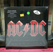 "Sealed 12"" 2xLP AC/DC Black Ice 2008 Columbia 180G 88697 38377 1"