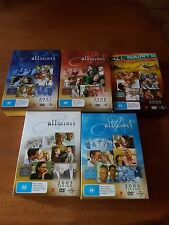 ALL SAINTS COMPLETE SEASONS OF 8, 9, 10, 11 AND 12 - LIKE NEW