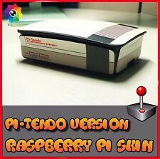 Raspberry pi 3 (peau) nes (utiliser avec officielle raspberry pi 3 cas) retropie