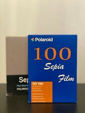 Polaroid Type 100 Sepia Pack Film, Paul Giambarba Edition