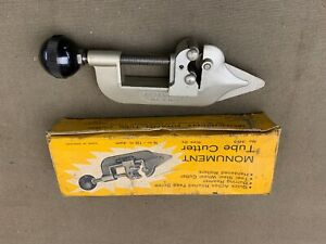 """MONUMENT TUBE CUTTER NO 363 SIZE 2A 1/2"""" TO 2 1/2"""""""