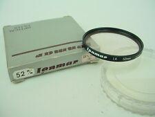 Lenmar 52mm Filter SkyLight 1A-protective Optical Filter-Mint w/box