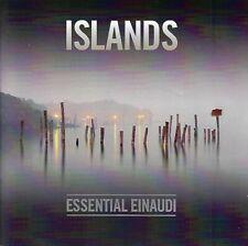 Islands: Essential Einaudi [Deluxe Edition] (CD, 2011, 2 Discs, Decca)