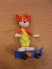 Rolf Kauka Fix und Foxi: Fix auf Skateboard von Mc Donalds 2000 (ca. 11 cm) (LM)