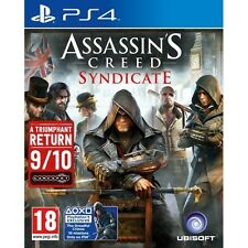 Assassins Creed Syndicate PS4  PAL * DISPATCHED FROM BRISBANE*