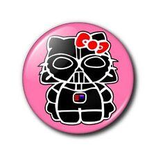 25mm Button Badge - Star Wars - Darth Kitty