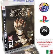 DEAD SPACE NUOVO VERSIONE UFFICIALE ITALIANA SONY PS3