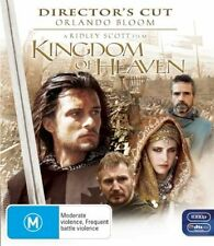 The Kingdom Of Heaven (Blu-ray, 2009) Orlando Bloom MINT CONDITION