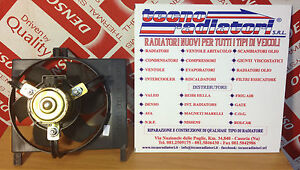 Ventola Intercooler Smart ForTwo 700 Benzina / 800 Diesel CDi +/- AC 1998-2015