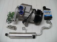 2005-2007 Jeep Grand Cherokee (3.7L & 4.7L only) New A/C AC Compressor Kit