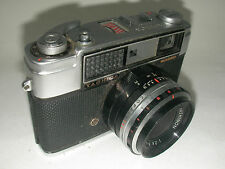 VINTAGE CAMERA YASHICA MINISTER 35mm MADE IN JAPAN B22