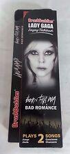 Lady Gaga Brush Buddies Singing Tooth brush Sings Born this Way & Bad Romance