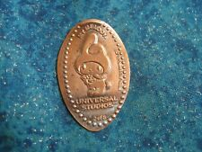 My Melody Universal Studios Elongated Penny Pressed Smashed 14