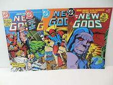 New Gods DC Comic Books 1-4 Orion Darkseid Lightray Jack Kirby Thibideaux Art