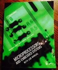 Microprocessors and Embedded Systems w/ Lab Manual (Custom Edition) - Very Good