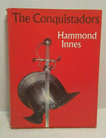 "Very Nice ""The Conquistadors"" by Hammond Innes First American Edition 1969 HC/DJ"