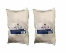 SOFT SERVE MIX, 2 Bags x 6 lbs, VANILLA ICE CREAM MIX, Chef's Quality
