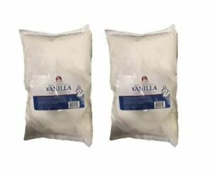 SOFT SERVE MIX, 2 Bags x 6 lbs, VANILLA ICE CREAM MIX, Chef's Quality