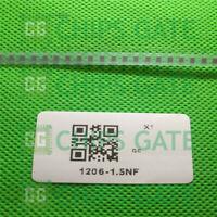 400PCS YAGEO 1206 1.5NF 1500PF 1KV X7R 10% MLCC SMD Ceramic Capacitor