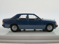 Starmada/Brekina 13202 Mercedes-Benz 190 E (1988-1993) in blau 1:87/H0 NEU/OVP