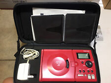 Tascam Cd-Gt1 Portable Cd Guitar Trainer With Amplified Case,- All In One!