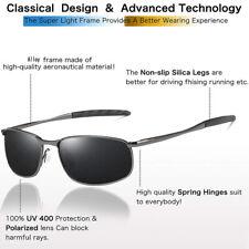 93d1ff997 Marca De Aluminio Para hombres Gafas De Sol Polarizadas Conducción Deportes  espejados Anteojos Gafas