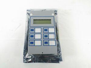 Notifier LCD-80 Annunciator Fire Alarm
