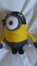 Extra Large (10 in.) Pirate Minion. Slightly used.