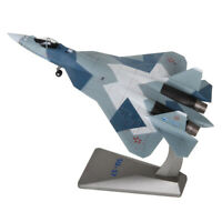 1:72 Scale Su-57 Fighter Aircraft -Diecast Model with ALLOY DISPLAY STAND