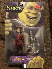 Shrek Lord Farquaad with Attachable Legs Action Figure McFarlane Toys New