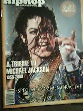Hip-Hop Magazine A Tribute To Michael Jackson 1958-2009 Special Commemorative