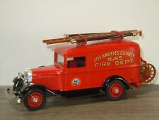 1932 Ford Los Angeles Country Fire Dept - Eligor 1:43 *40595