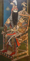 "stunning oil painting handpainted on canvas ""Portrait of Fath Ali Shah"""