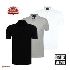 Hugo Boss  Poloshirt Herren T-Shirt Kurzarm Polo Shirt S-XXXL