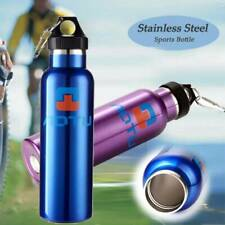 600ML Stainless Steel Water Bottle Vacuum Insulated Flask Thermos Travel Mug USA