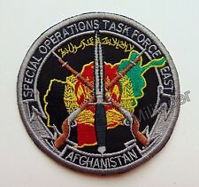 Special Operations Task Force (SOTF) East Patch Afghanistan
