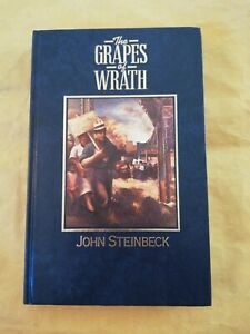The Grapes Of Wrath by John Steinbeck (Marshall Cavendish Hardback)