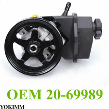 Power Steering Pump fit for 2006-10 Chevy Impala 3.5L 3.9L V6 OHV, OEM 20-69989